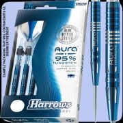 Darts szett Steel Harrows AURA 95%