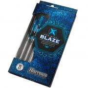 Darts szett Steel Harrows BLAZE