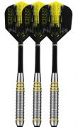 Darts szett Steel Harrows CHIZZY BRASS